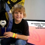 THROW BACK – Lochie Bear Becomes ASA 7 & under Aussie champ 2014